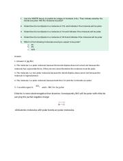 Polarity and Intermolecular Forces Assignment.docx