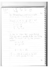 PHY 115 Lecture 10 Notes