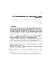 07of22 - Reinforcement Learning Embedded in Brains and Robots.pdf