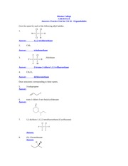 CHEM_012A_Practice_Test_CH_10_OrganoHalides_Answers