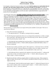 NURS 101 Reflective Paper Rubric Fall 2016.docx