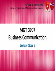 MGT3907_Lecture_Week03.ppt