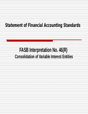 FASB_Interpretation_No._46(R)_ latest2
