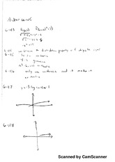 Solving functions answers