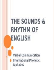 engl3-The Sounds of English