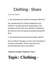 Clothing-Shoes.rtf