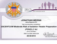 CEN -2012-001-USCENTCOM Moderate Risk of Isolation Theater Preparation Brief (FOUO) (1 hr).pdf