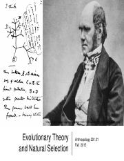 1.2_Evolutionary Theory Slides1pp