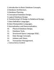Database System Management.docx