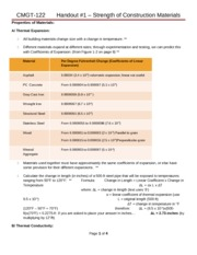 CMGT-122 Handout _1 -Strength of Materials Study Guide-1