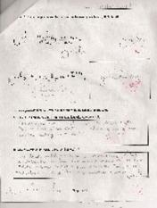Chatterjee Exam 1