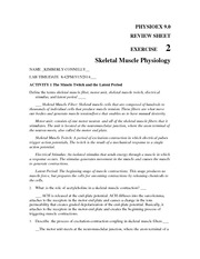 physioex 9 0 review sheet exercise 2 skeletal muscle phys