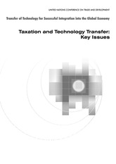 taxation and technology transfer key issues