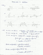 HW 1 solutions