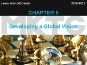 Chapter 5_Developing a Global Vision