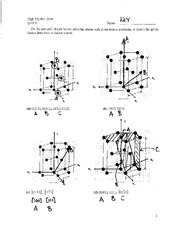 Quiz 3 ChE 350 F09 solutions