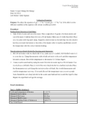 Lab Report 3 - Colligative Properties