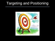 08.Targeting and Positioning 2014