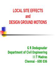 8_Local S E _D_G_Motions.ppt