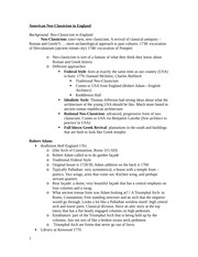 class notes- test two