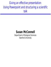 Presentation_Sue _McConnell.ppt