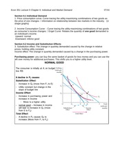Econ 351-Microeconomic in Bussiness Lecture 5_Chapter 6 Indiviudal and Market Demand