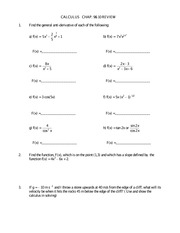 Ch 9,10 Differential Equations Review Assignment Answers