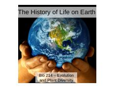 6-The History of Life on Earth.pdf