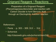 grignardbenzoicacid(sonication)