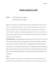 Kentucky v KIng case brief-Ramirez.docx