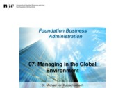SlideDeck_FoBA_FS2015_07_Managing in the Global Environment