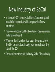 PP The Rise of Industry in CA.ppt
