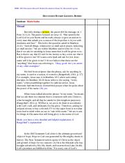 Kuhn Mark BIBL350_Discussion_Board_1 Grading_Rubric Spring B 2015.docx