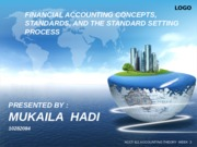Final Presentation accounting theory