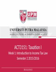 Week 1_intro to tax