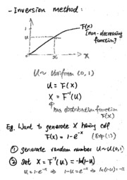 Tutorial 1 (notes and solution)