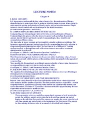 Fin_2001_LECTURE NOTES_Ch_9