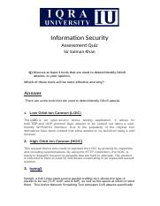 Information Security Assessment By kamran ahmed (13392).docx