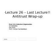 Lecture26_AntitrustClosing_Econ121_Fall2010