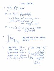 Class#5 - problems with solutions