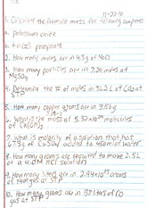 Homework examples iu j ma mole and avogadros number homework examples iu j ma mole and avogadros number h o0 0 one mole of a subsfdnce contains avogadros number602 fandeluxe Choice Image