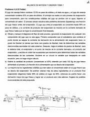 balance de materia y energia felder pdf