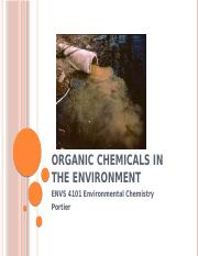Ch_24Organic_Chemicals_In_the_Environment