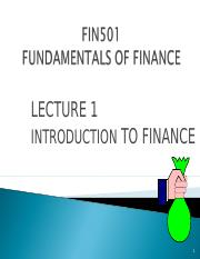 Lecture 1 Notes.ppt