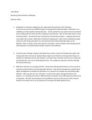 Busn ethics resolving ethical business challenges #3.docx