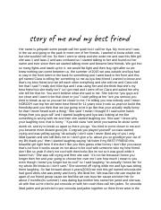 story of me and my best friend ❤️