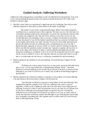 Guided Analysis- Suffering Worksheet.docx