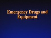 Medical emergency kit Part -1