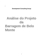Consulting Report for Brazil