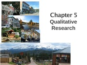 FALL 2014.McDaniel 9e.Ch05 Qualitative Research